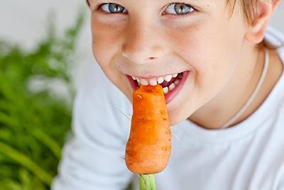 Imagen grande Beneficios de la zanahoria