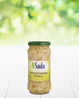 Fotografía de envase de Brotes de soja