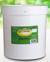 Fotografía de envase de MAYONESA, cubo 10 kg