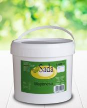 Fotografía de envase de MAYONESA, cubo 4 kg