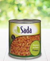 Fotografía de envase de zanahoria dados 3kg