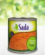Fotografía de envase de zanahoria rallada 3kg